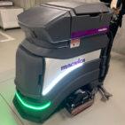 掃除ロボの可能性を探る、株式会社マクニカの提案