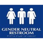 多用性重視の性別不問のトイレ