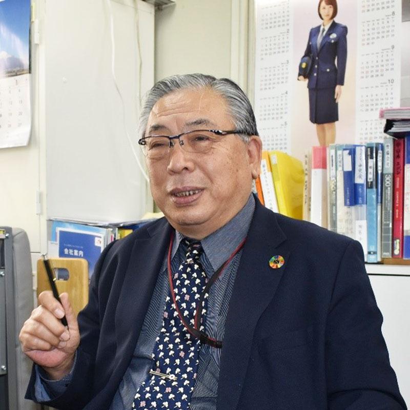 優成サービス株式会社 八木正志会長