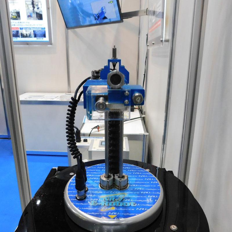 「E-Robot」の新型NR-7