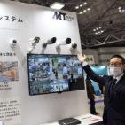低コストで高い信頼度のAHDカメラを提案|SECURITY SHOW 2021