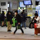 鉄道乗客の手荷物検査にも法的権限明確化   今年(2021年)7月から施行予定