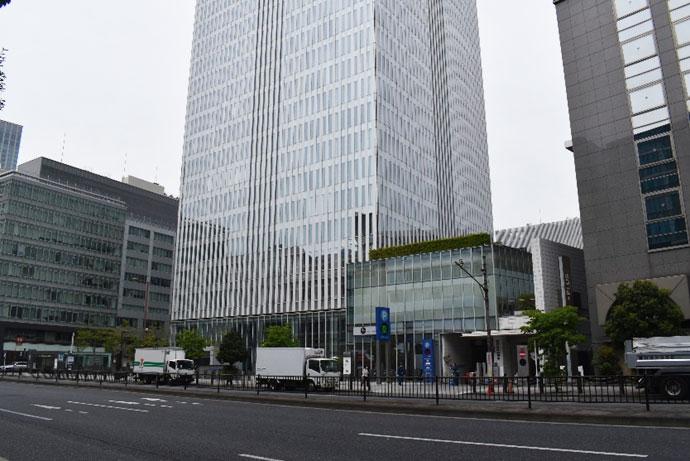 ホテルニュージャパンの跡地の今の様子