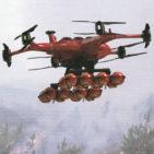 「国際救助隊? サンダーバード2号みたいな消火・救助活動を行うドローンが現れた!」