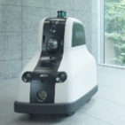 セコムが開発した最先端技術を搭載したセキュリティロボット